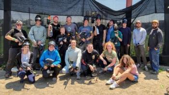 Paintball crew