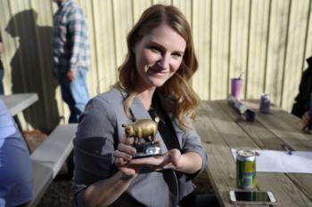 Best BBQ Award