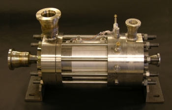 Supercritical CO2 Turbine-Generator-Compressor A