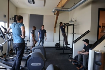 gym improvements