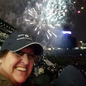 Joanne Rockies Fireworks
